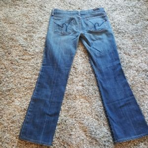 Citizens of humanity kelly #001 stretch jeans